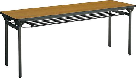 コクヨ 折りたたみ机(長机) KT-500シリーズ 角脚塗装  棚なし 幅1800×奥行き600mm【KT-501N】