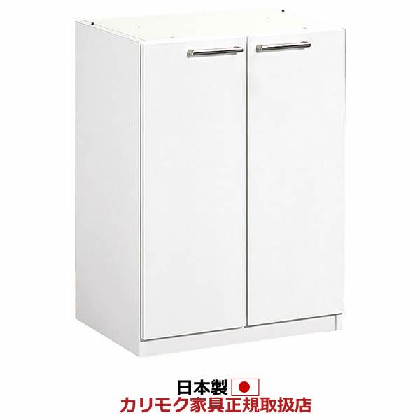 カリモク ダイニング/キチット・アイシリーズ 食器棚下置 幅577mm【EA2320HH】