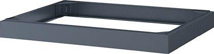 コクヨ マップケース用ベース(A2用)F1色品番 幅728mm×奥行518mm×高さ95mm【MCB-A2F4】