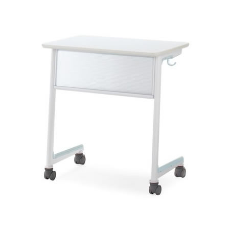 コクヨ Campus Desk Act 教育施設用家具 キャンパスデスクアクト(W600) 1人用 網棚 スチール幕板 奥行き400タイプ【CAD-M1SA】
