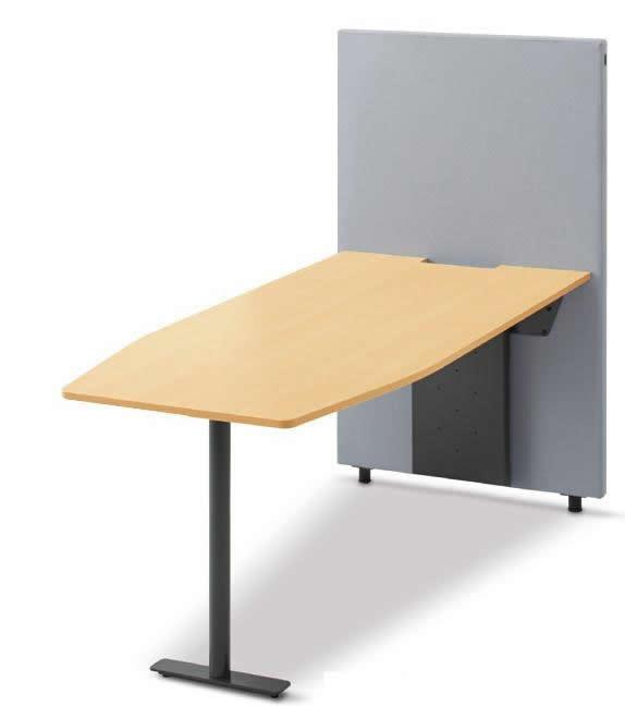 コクヨ コラボレーションシステム ブラケッツ テーブル(パネル脚幅900mmタイプ)【CN-4917SH】
