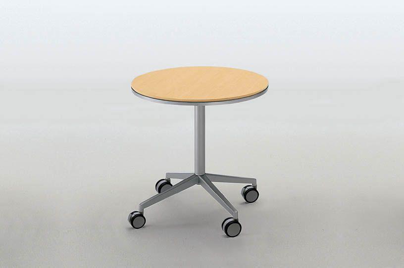 コクヨ アットラボ ミーティングテーブル〈ハイタイプ〉 丸形 直径750mm【MT-200NN】