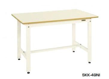 サカエ SKK 軽量作業台 均等耐荷重:400kg【SKK-49FNI】