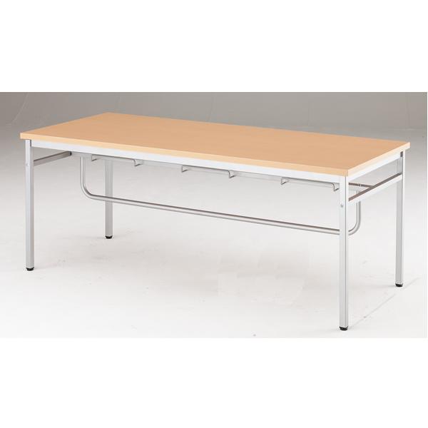 食堂用テーブル 幅1800×奥行750×高さ700mm 2色対応【DO-1875】