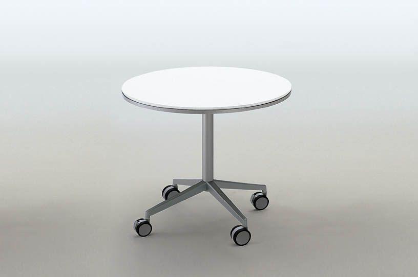 コクヨ アットラボ ミーティングテーブル〈ハイタイプ〉 丸形 直径900mm【MT-201NN】
