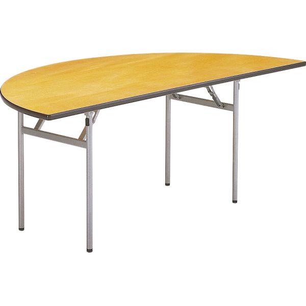 レセプションテーブル 半円型 S-180HR 半径900mm ※受注生産品【1-385-0133】