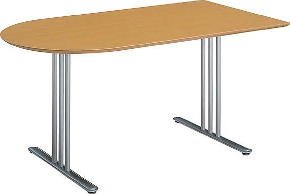 コクヨ アテーザシリーズ リフレッシュテーブル ツキ板天板 幅1500×奥行き800【LT-211YKN】
