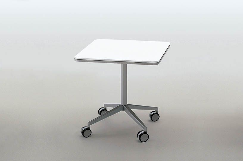 コクヨ アットラボ ミーティングテーブル〈ハイタイプ〉 角形 幅750mm【MT-202NN】