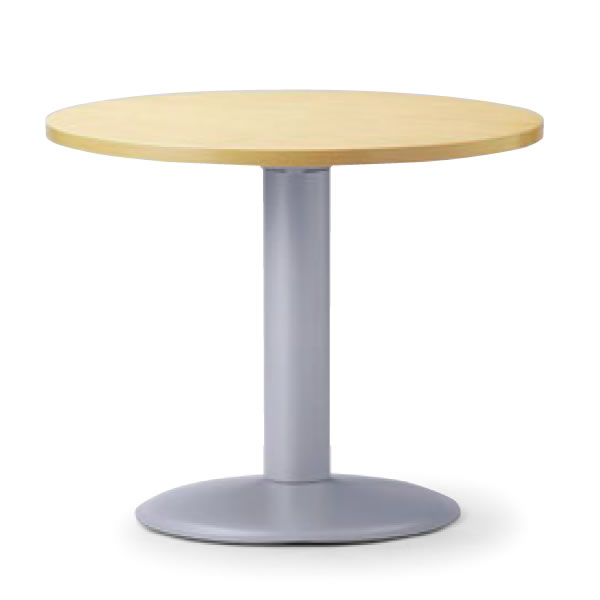 リフレッシュテーブル・ラウンジテーブル/ RTテーブル 直径900×高さ700mm 【丸型・丸ベース脚】【RT-907-M1】