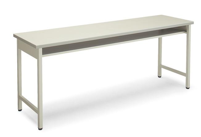 コクヨ 事務用デスクSR型 会議用テーブル F1色 幅1800×奥行450×高さ700mm【KT-SR50F11N】
