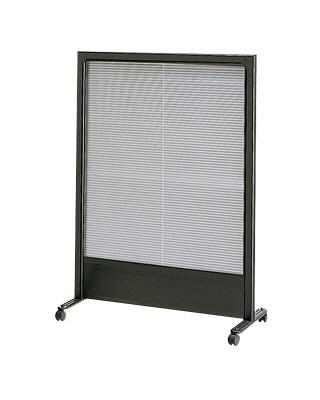 ローパーティション ブラインドスタンド マイシーンII 高さ1500mm メタクリル樹脂(PMMA)板なし【MY-SB3】