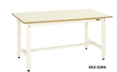 サカエ SKK 軽量作業台 均等耐荷重:400kg【SKK-59FNI】