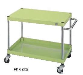 サカエ ニューパールワゴン アイボリー 均等耐荷重:100kg【PKR-202I】
