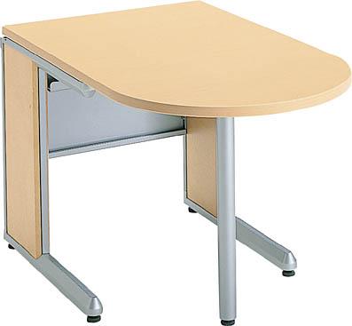 コクヨ オフィスデスク・フレスコ サイドテーブル  幅700×奥行き915【SD-FR79SRP81P1MN】