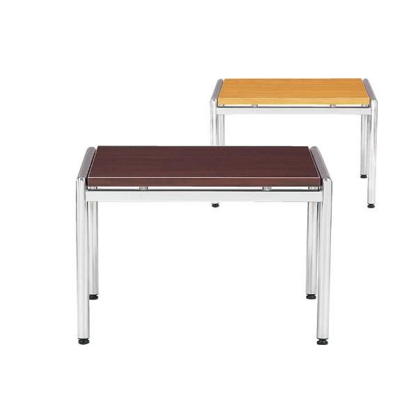 応接テーブル コーナーテーブル 幅665×奥行き600×高さ450mm【CT-620-M1】