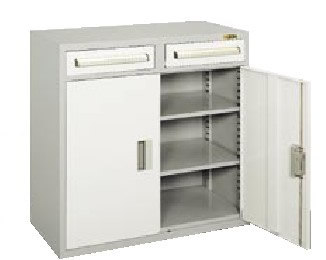 サカエ 工具管理ユニット 均等耐荷重:80kg【KU-94BGY】, 3-PEACE:46fa89f2 --- i360.jp