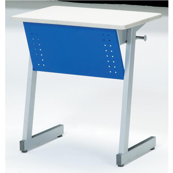 研修・講義用テーブル 幅600mm×奥行400mm×高さ700mm【SKA-6040P】