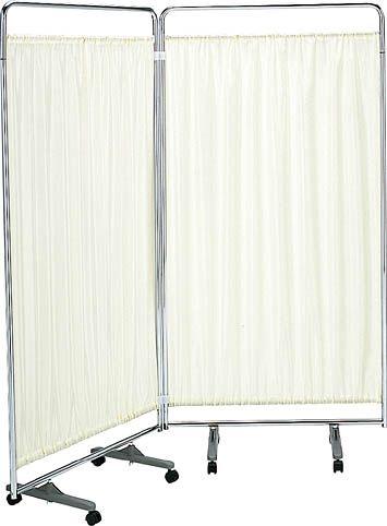 外来 診察室 クロススクリーン 2連タイプ【SN-CY662CKW】