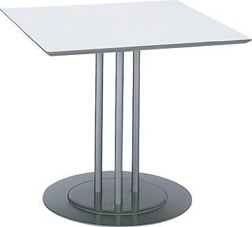 コクヨ アテーザシリーズ リフレッシュテーブル ツキ板天板 幅800mm×奥行き800mm【LT-214YK】