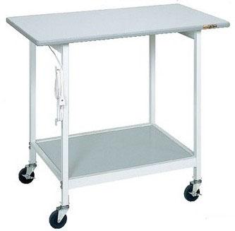 実験テーブル W900×D450×H800mm 耐荷重:75kg【SR-094】