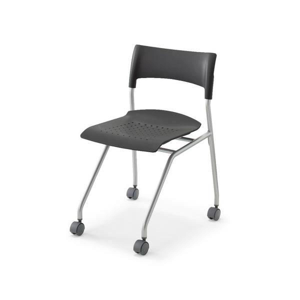 コクヨ Campus Chair 教育施設用家具 キャンパスチェアー 水平スタックタイプ【CAC-P10】