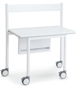 コクヨ モノコラ コラボレーションシステム  ICTテーブル 幅900×奥行600×高さ1130mm【MT-MN697H】