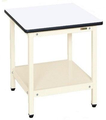 サポートテーブル W500×D500×H690mm 耐荷重:50kg【SRH-500I】