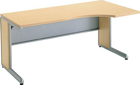 コクヨ オフィスデスク・フレスコ クリエイティブテーブル 幅1600×奥行き900【SD-FRER169LP81P1MN3】