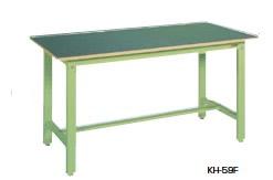 サカエ KH 軽量作業台 均等耐荷重:350kg【KH-59F】