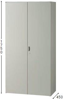 収納庫 NW型 キッチンケース【NW-0918KC-AW】
