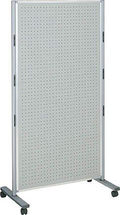 コクヨ 展示パネル〈ACTEXシリーズ〉 パンチングパネル W1260mm【SN-PB1218W】