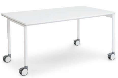 コクヨ モノコラ コラボレーションシステム コラボレーションテーブル 幅1500×奥行900×高さ720mm マットなし【MT-MN1597】
