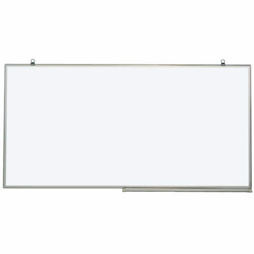 無地ホワイトボード W1800×H900mm ホワイトボード(壁掛) (269823)【JT-NV36】