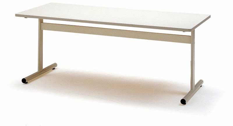 会議テーブル TTシリーズ TT-T 角型 幅1500×奥行き750×高さ700mm【TT-TW1575】
