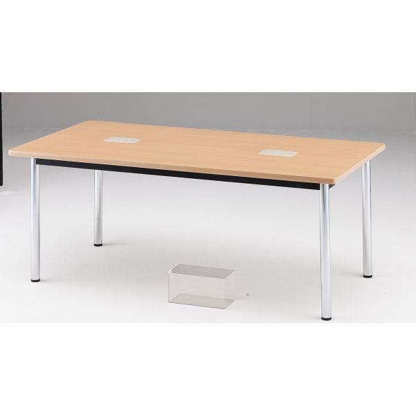 会議テーブル PTCシリーズ 角型 幅1800×奥行き900×高さ700mm【PTC-1890】