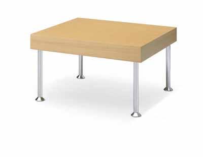 コクヨ イートイン シリーズ ソファー コーナーテーブル 突板天板  幅780×奥行き780×高さ450mm【CN-M870T2】
