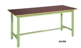 サカエ KH 軽量作業台 均等耐荷重:350kg【KH-69F】