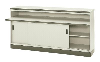 SK350シリーズ ハイカウンター インフォメーション型 幅1760×奥行き700×高さ900mm (94550)【SK-3560C】