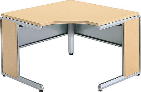 コクヨ オフィスデスク・フレスコ L型テーブル  幅1100×奥行き1100【SD-FRL908LP81P1MN】