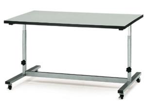 ワークテーブル FWTタイプ 天板昇降型 幅1200×奥行き750×高さ700~1000mm【FWT-1275】