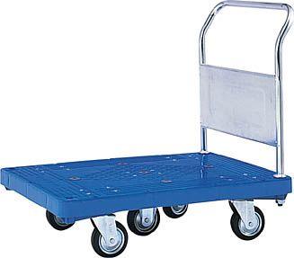 【代引可】 コクヨ 樹脂製手押車(5輪タイプ) コクヨ ハンドル固定式 積載量/300kg【TK-P23VH】, シラオイグン:7463a7d6 --- hortafacil.dominiotemporario.com