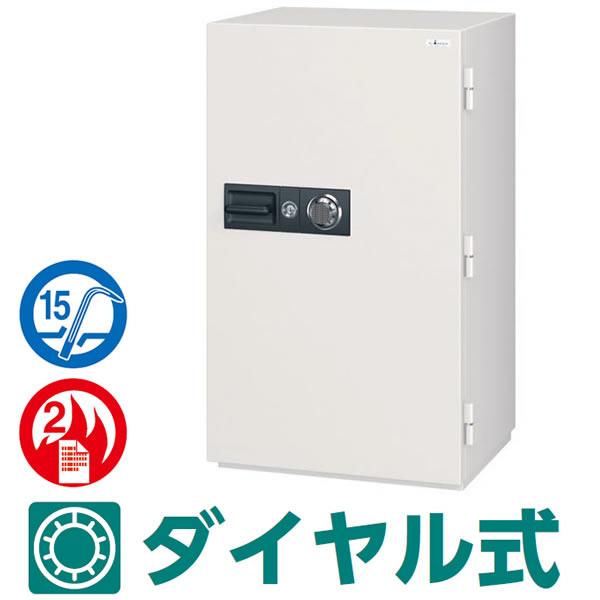 NCSシリーズ 耐火 防盗金庫 100万変換ダイヤル式 192リットル JIS認証製品【NCS-30】