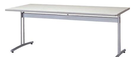 会議用 食堂用 テーブル KGE型  幅1800×奥行き800mm【KGE1880M】