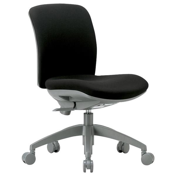 3Dフォーム・オフィスチェア(肘なしタイプ・布地張り)【OA-2105-FG3】
