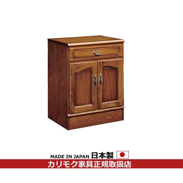 カリモク リビングボード/コロニアル キャビネット 幅595mm【QC1905NK】