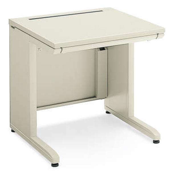 【最大3年保証】コクヨ MX+デスク カバータイプ スタンダードテーブル センター引き出し付き 幅700×奥行き700【SD-MXZ77LF11】
