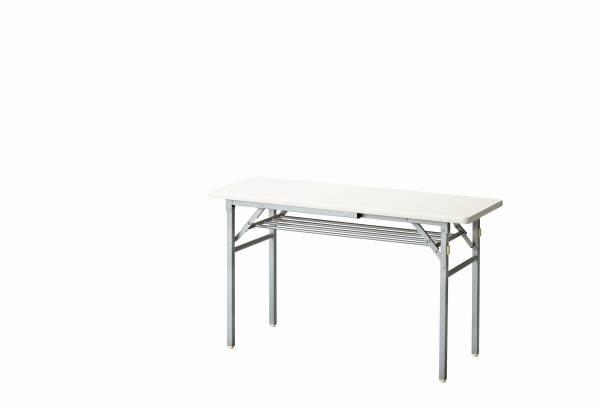 折畳み会議テーブル 幅1200×奥行450mm 国産品【YKT-1245SE】