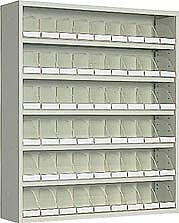 病棟 スタッフステーション センター内  ユニット薬品棚 上置きユニット 錠剤棚 幅900mm【HP-UH5F1】