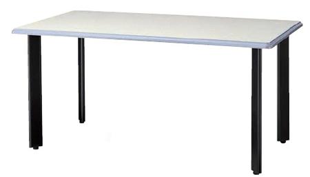 会議用テーブル KGF型  幅1500×奥行き800mm【KGF1580M-WS】