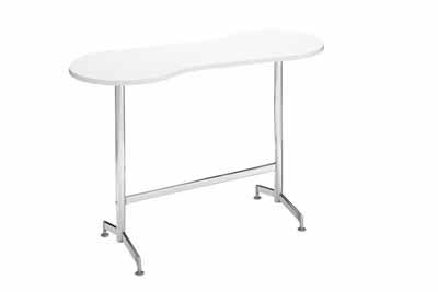 コクヨ イートイン シリーズ ラティ ハイテーブル 塗装脚 幅1500×奥行き600×高さ1000mm【LT-408】